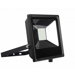 Projecteur LED IP65 4500lm 50W 6500K Noir